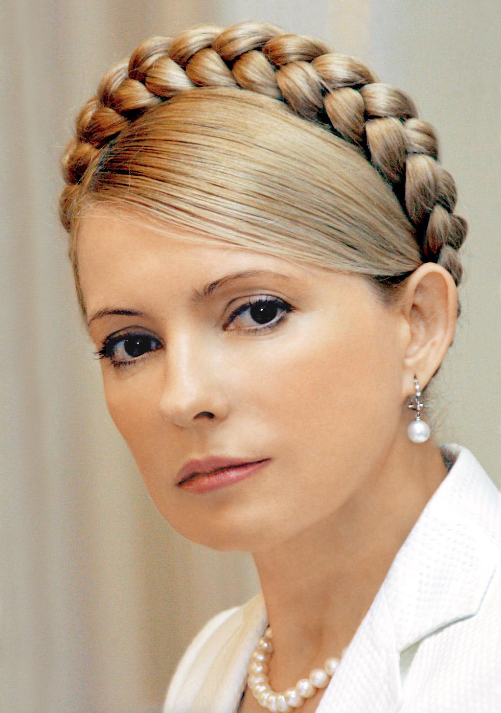 Yulia Tymoshenko The Graceful Beauty With Intelligence
