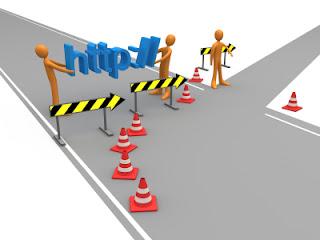 Redirect (Mengalihkan) URL Blog