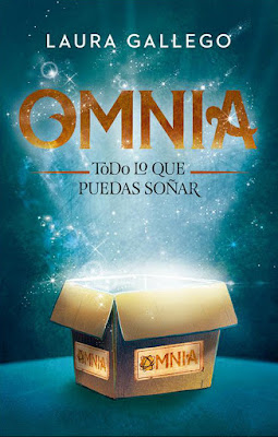 LIBRO - Omnia  Laura Gallego (Montena - 10 Mayo 2016)  NOVELA JUVENIL | Edición papel & Digital ebook kindle  Comprar en Amazon España
