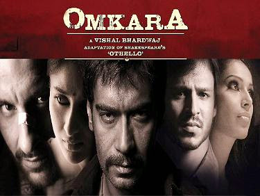 Poster Of Hindi Movie Omkara 2006 Full HD Movie Free Download 720P Watch Online