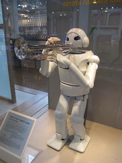 Toyota Partner Robots