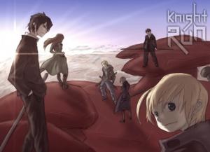 Knight Run Manga
