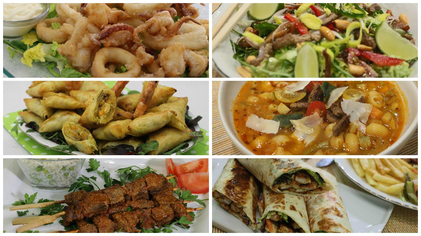 وصفات طبخ مع الشيف نادية