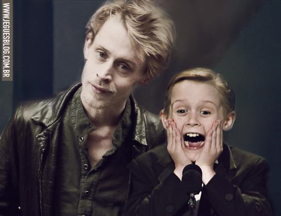 Macaulay Culkin - Antes e Depois