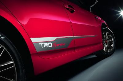 Toyota PRIUS TRD Sportivo ใหม่ รูปที่ 5