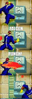 falcon punch Morning LOL