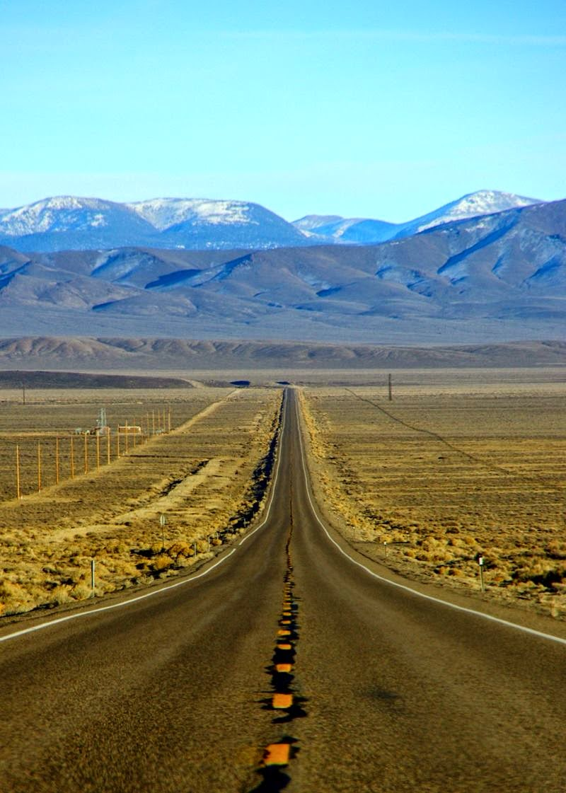 The Loneliest Road In America U S Route 50
