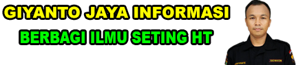 giyanto jaya informasi