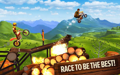 Trials Frontier 3.5.0 Mod Apk (Unlimited Money)