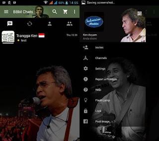 BBM Mod Iwan Fals Apk 2.11