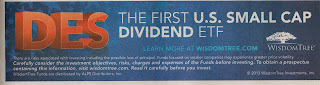 Investment Ad: DES WisdomTree ETF