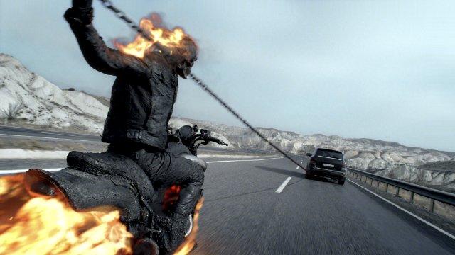 Ghost Rider 2 Spirit Of Vengeance 2011 Hdrip 720p Hollywood Movie