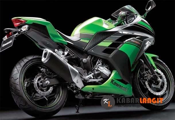 Harga Kawasaki Ninja 250 New SE + ABS