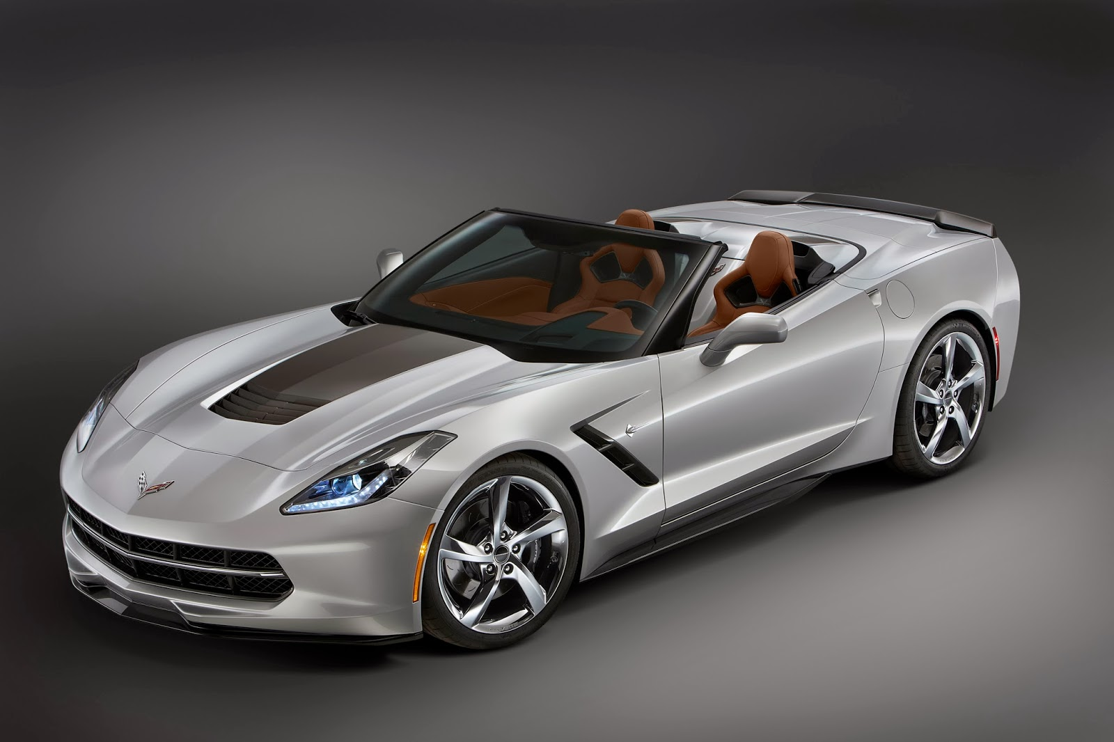 Chevrolet Debuts Atlantic & Pacific Corvette Stingray Concepts at SEMA