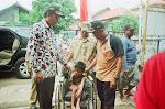 Pengobatan Gratis di Desa Keboledan, Kecamatan Wanasari