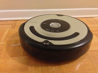 Roomba robot aspirador 560