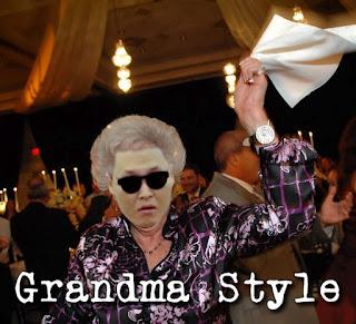 PSY - Grandma Style