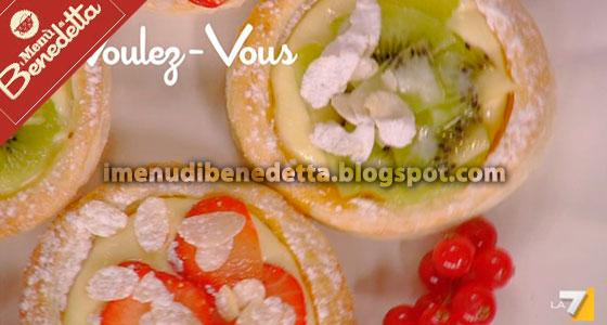 Voulez Vous(Vol Au Vent Dolci) di Benedetta Parodi
