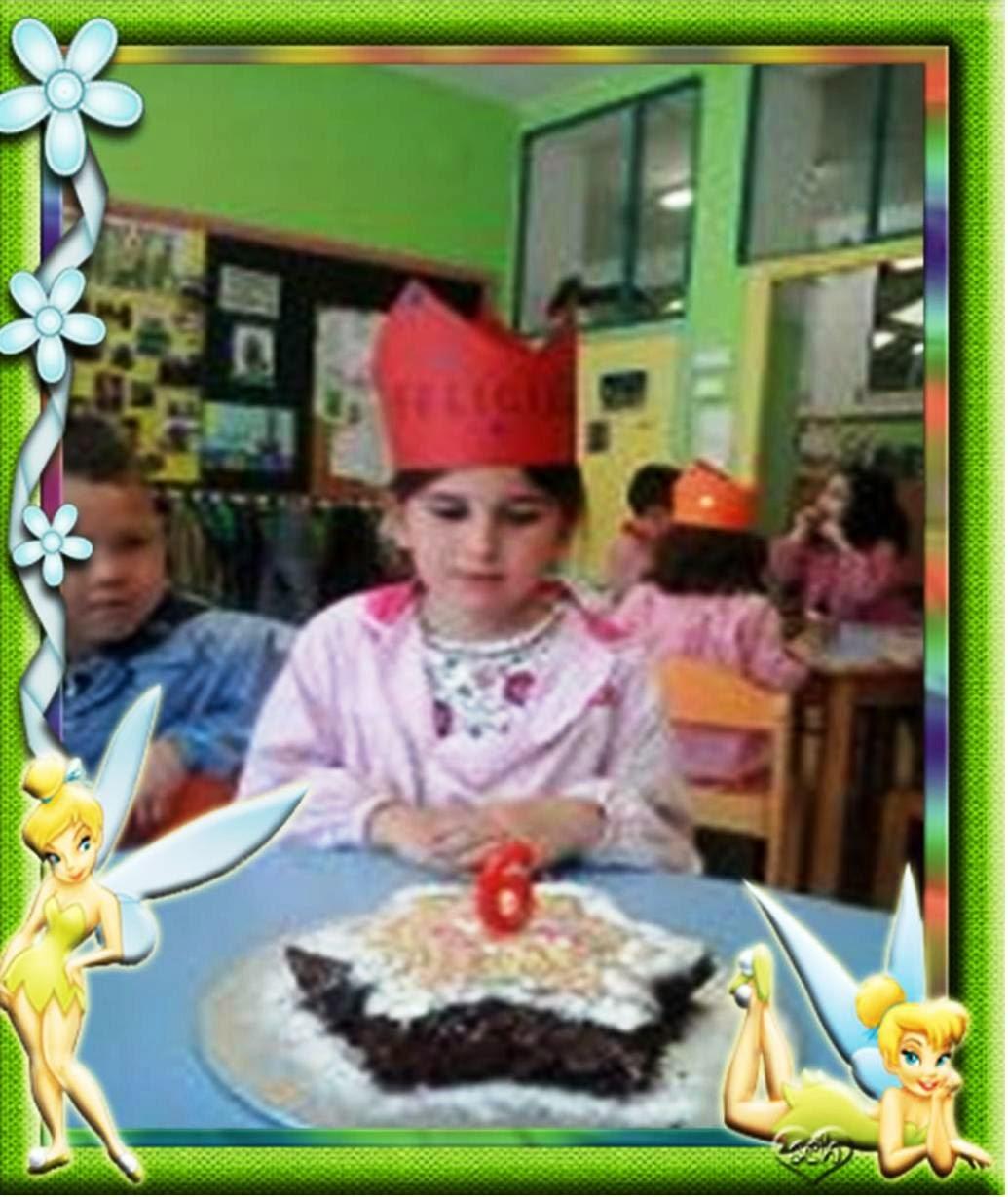 Cumpleaños de Yaiza