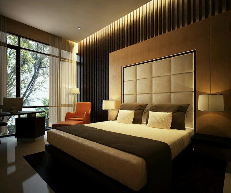 Modern bedrooms bed designs. title=