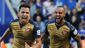 Leicester City vs Arsenal 2-5 Video Gol & Highlights