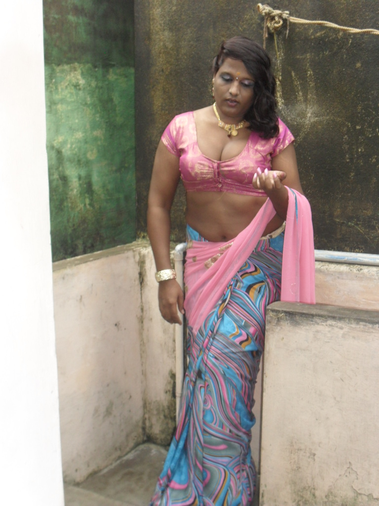 Think, that Tamil hot aunty boob have faced