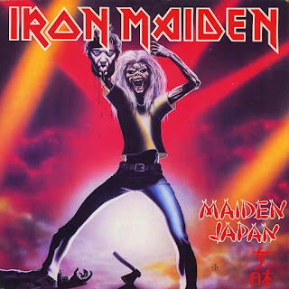 Maiden Japan (Venezuelana) Iron Maiden