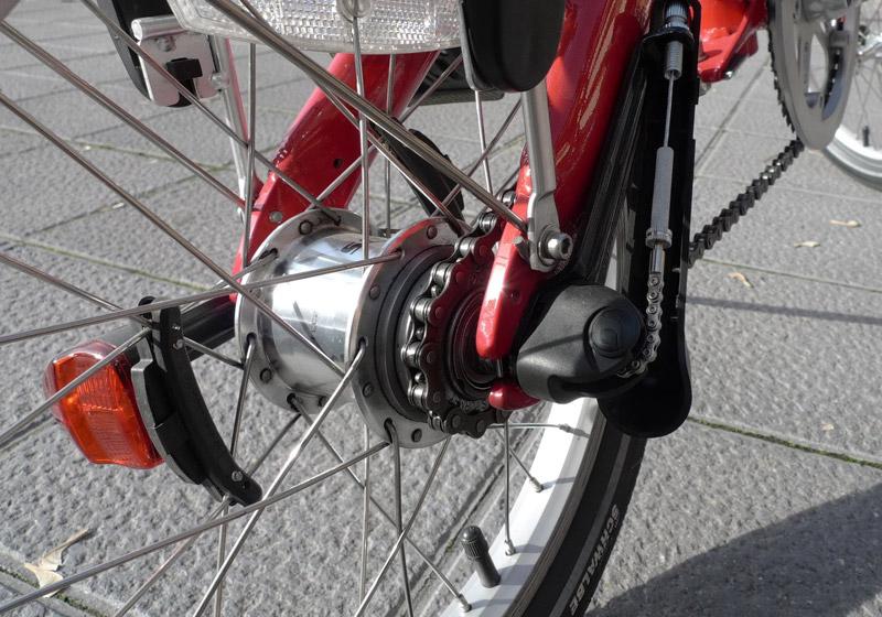 Instalación de bujes para bicicletas en Zaragoza