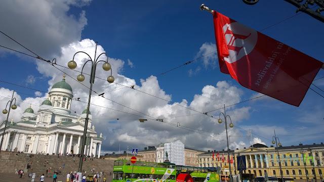 Helsinki Festival at Senaatintori