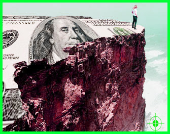 'Fiscal cliff' makes US Fed queasy