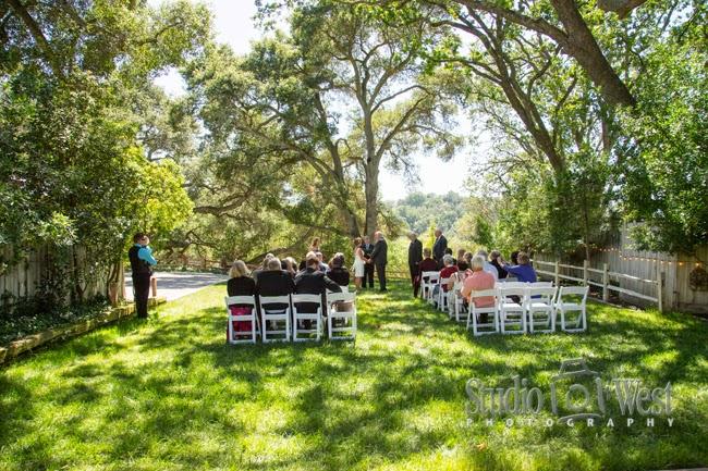 Portola Inn - San Luis Obispo Wedding Photographer - Garden Wedding Venues - studio 101 west