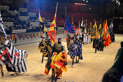 Medieval Times Dinner & Tournament / Atlanta