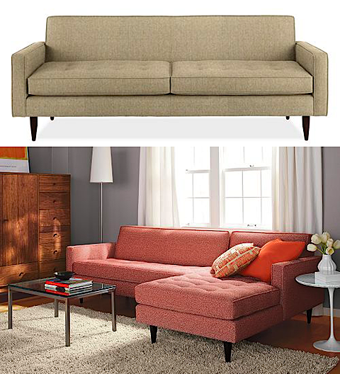 Room And Board Sofas Chelsea Sofas Modern Living Room Furniture