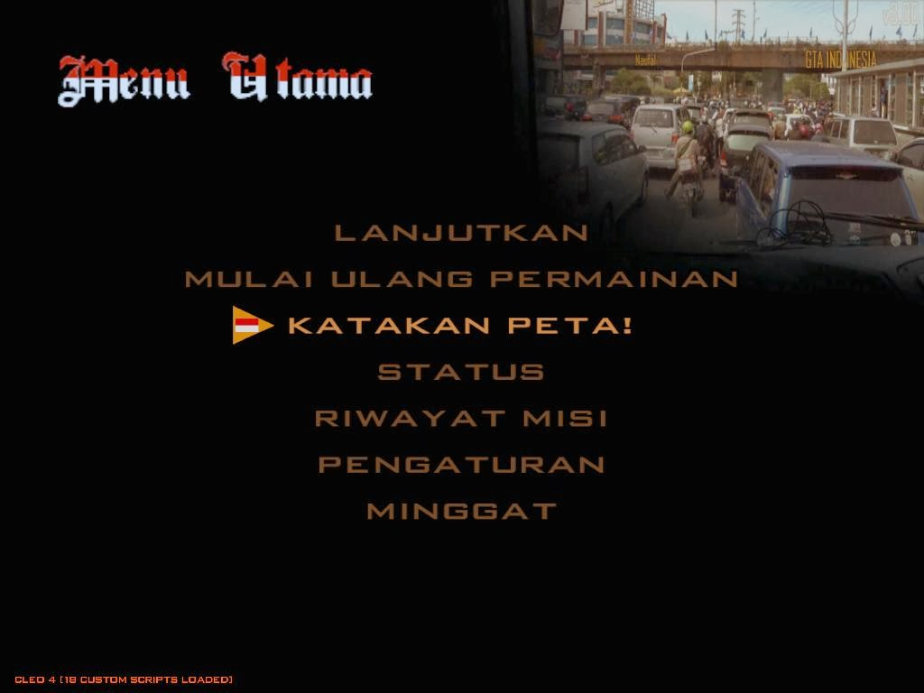 Download GTA San Andreas Extreme Indonesia