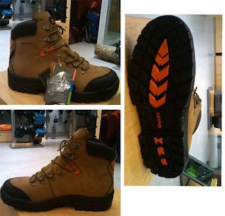 Sepatu Eiger W140