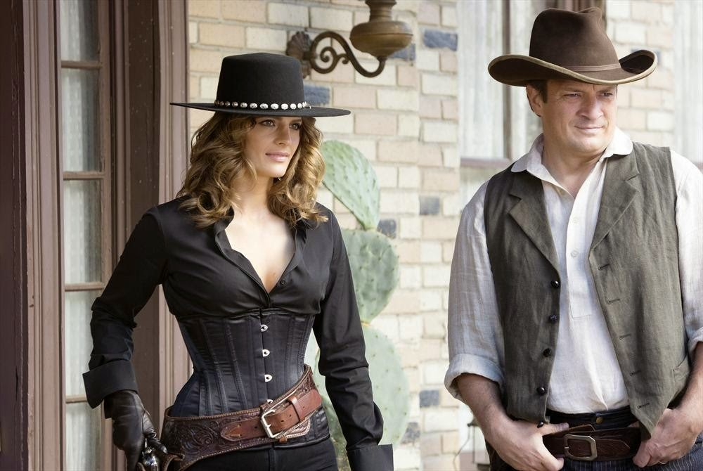 POLL: What was the best scene in Castle - Once Upon a Time in the West?