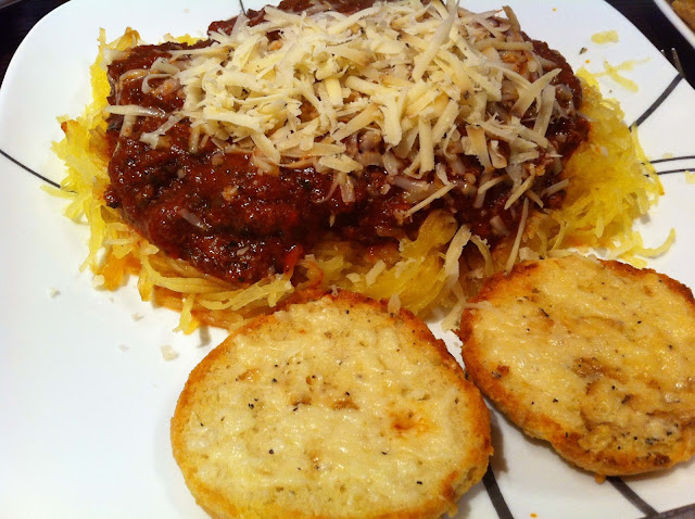 how to cook spaghetti squash for pasta