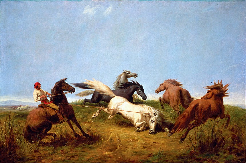 William Raney - Horses