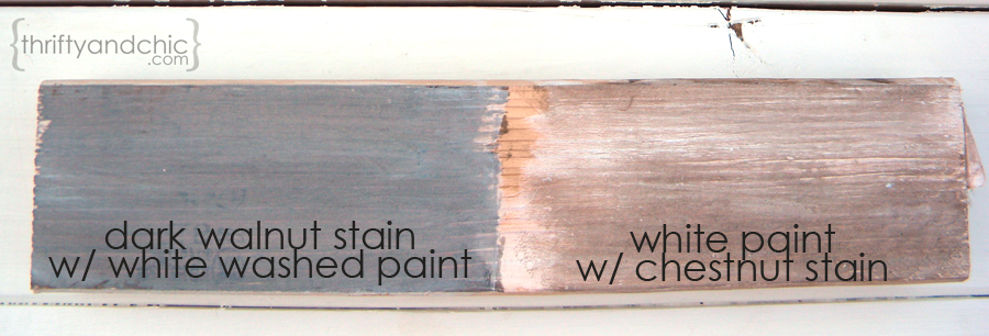 distressed white wood stain 2