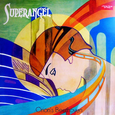 Orion\'s Beethoven - Superangel 1973 (Argentina, Heavy Prog)