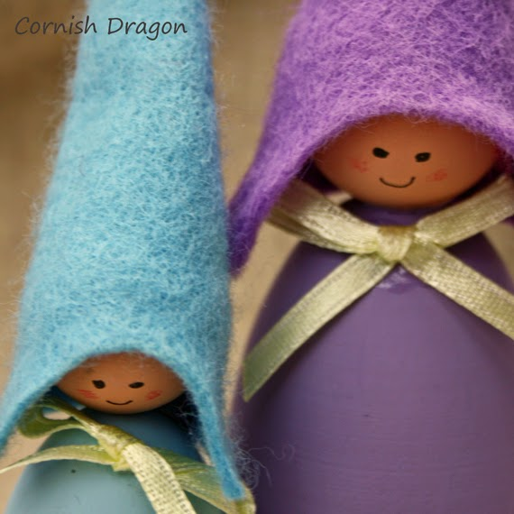 Cornish Pixie Elves