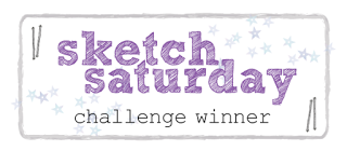 gagnante chez Sketch Saturday