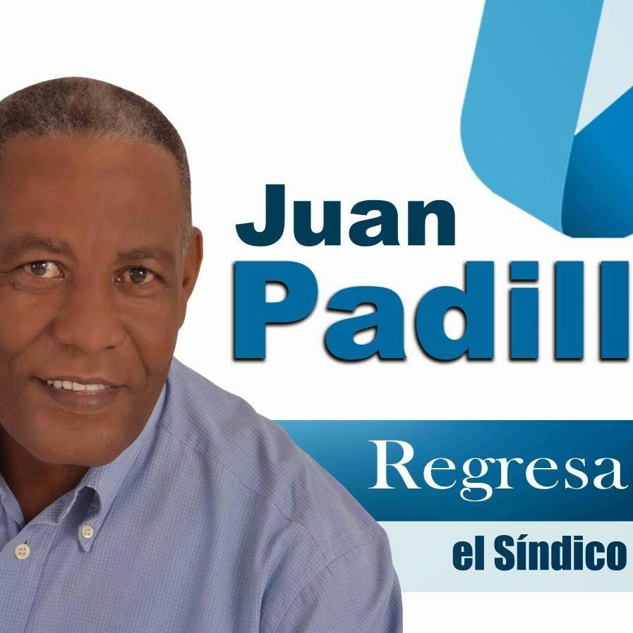 JUAN PADILLA SINDICO