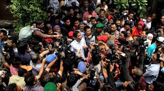 Jokowi Diserang Soal Tol Baru