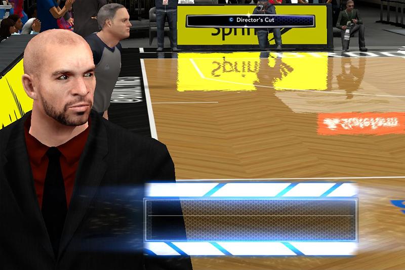 NBA 2K14 Coach Jason Kidd Cyberface Patch