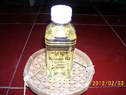 Message Oil Green Tea ( Rp. 25.000; )