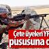 Saldırıya geçen çete üyeleri YPG pususuna düştü