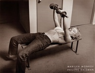 Marilyn Working Out