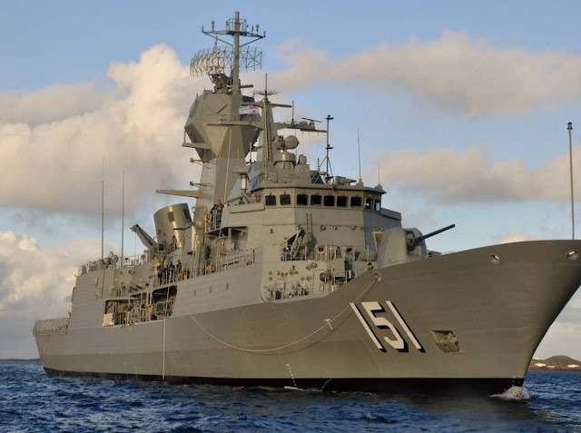 HMAS Arunta (FFH 151)