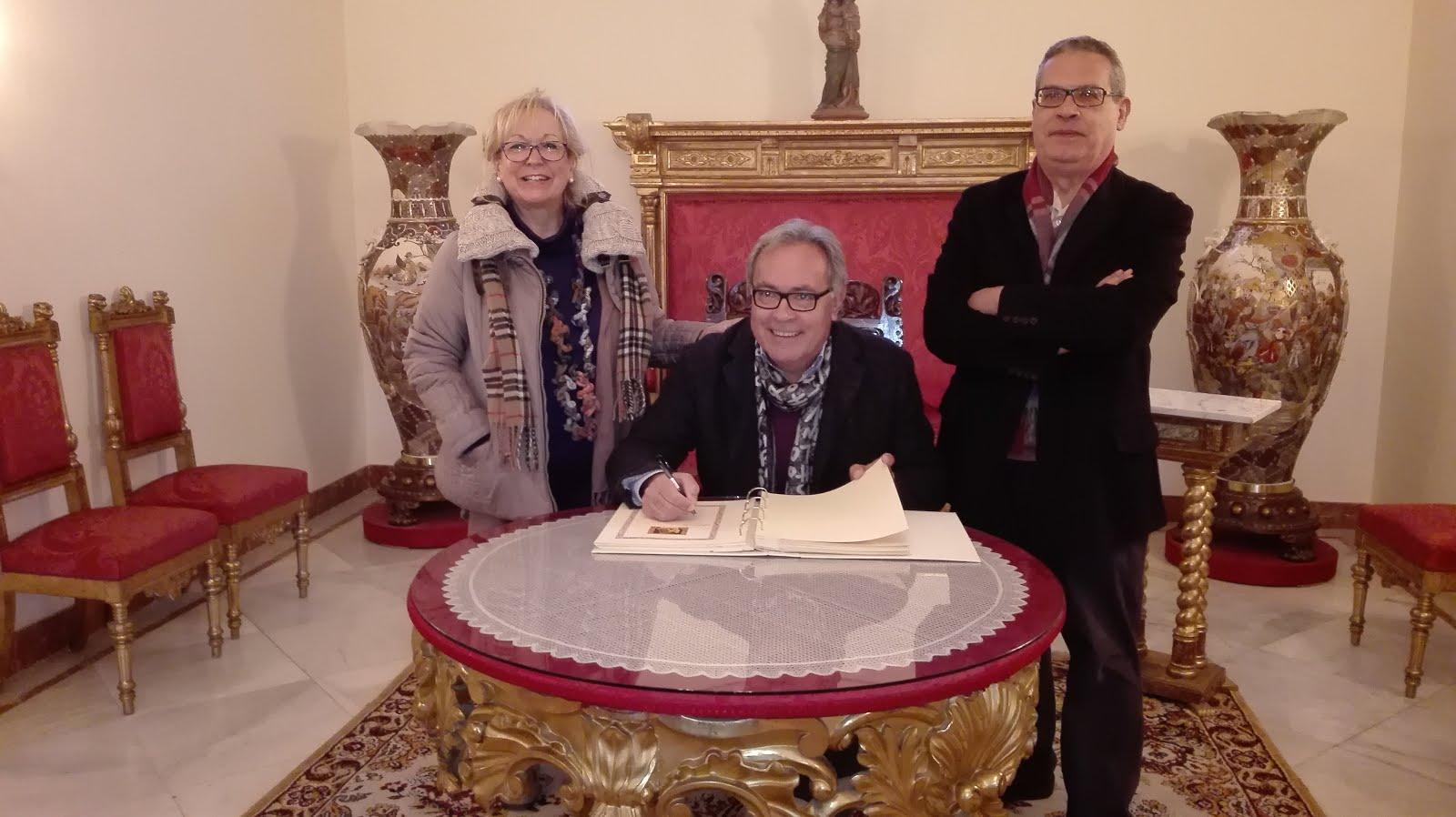 Peregrinació de l'Associació de Concerts de Reus al Santuari de Misericòrdia (22-11-2015)
